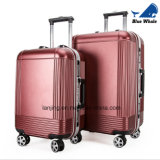 Retro Sweater Rod Aluminum Frame Trunk Universal Wheel Luggage