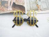 Óculos de sol do partido e da novidade do dólar americano (GGM-224)