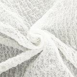 Tela elástico del Seersucker del algodón de moda