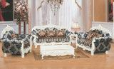Neue Ankunfts-königliches Art-Gewebe-Sofa für Hauptmöbel (168-3)