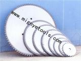 La circulaire de CTT scie la lame pour le bois