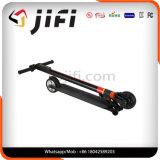 Scooter électrique de mini de deux roues fibre pliable de carbone