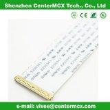 Weißes Kabel des Flachkabel-Hersteller-2.54mm FFC