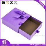 Casella impaccante di carta del cassetto del regalo di memoria o della visualizzazione di alta qualità