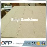 2017 mattonelle naturali beige dell'arenaria di vendita calda per il rivestimento parete/della pavimentazione/pavimentare