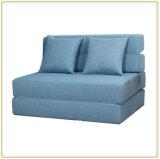 195*120cmあり、スリープの状態であるソファーベッドの世帯の毎日の家具