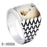 Nice modelleert 925 Echte Zilveren Arabische Ringen van de Mensen van CZ van Stijlen