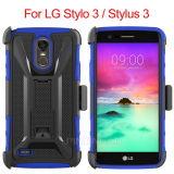 Stylus 3 LG Stylo аргументы за телефона зажима пояса кобуры