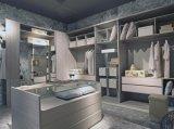 木のワードローブの家具の寝室の戸棚の家具