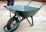 عربة يد فولاذ [وهيل برّوو] لأنّ بناء