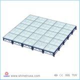 성과를 위한 알루미늄 단계 플래트홈