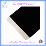 Comitato dello schermo di tocco della visualizzazione dell'affissione a cristalli liquidi per il telefono mobile del compagno 8 M8 Mate8 di Huawei