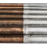 Saldatura di testa di rame e di alluminio del tubo