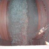 Limpiador de cinta transportadora de minería de carbón