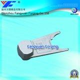 Forquilha de forja forjada a quente de alta qualidade para peças de automoção