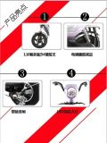 34 Bike персоны пробок 2 электрический, взрослый электрический регулятор мотора мотовелосипеда 48V безщеточный