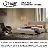 洗濯できるファブリックベッドのホテルの居間の現代寝室の家具G7007