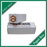 Plegable personalizado marrón corrugado cajas de papel caja de cartón de papel