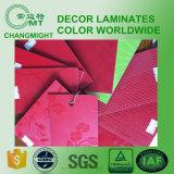 Laminados materiales decorativos de la alta presión (HPL 1040)