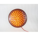Yellow Color 300 mm LED Lampwicks Traffic Light Replacement