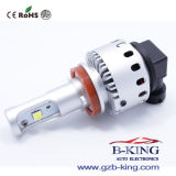 8000lm Per Bulb DIY H11 Because LED Headlight