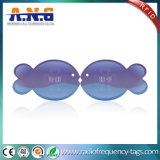La norme ISO18000 ultra-haute fréquence passive époxy RFID Tag pour le suivi des actifs