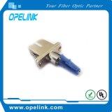 SM a una cara/a dos caras del adaptador óptico de fibra para la red de televisión por cable/&#160 óptico; LAN de la fibra
