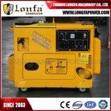Honda/YAMAHAエンジンのガソリン発電機のために防音8500W
