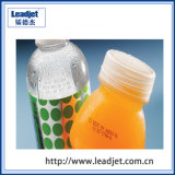 Kontinuierlicher Verfalldatum-Tintenstrahl-Drucker für Getränkeflaschen/-dosen