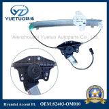 Voiture de l'élévateur de la fenêtre d'alimentation pour la Hyundai Accent 82403 OEM-OM010, 82404-OM010