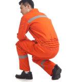 길 소매 사려깊은 지구 Wear-Resistant 안전 작업복