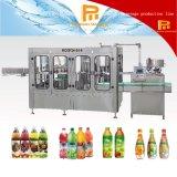 Máquina automática llena del relleno en caliente del jugo 2017 3 in-1
