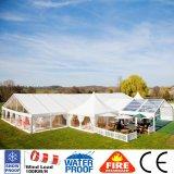 Tente transparente d'usager d'événement de chapiteau de mariage de festival traditionnel