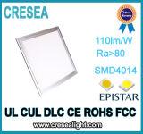 luz de painel do diodo emissor de luz 120lm/W com cUL Dlc 4.0 do UL