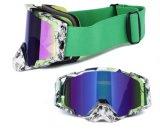 Anti-buée double panoramique de lunettes de ski - Lunettes de moto