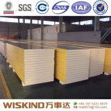 El panel de emparedado del poliuretano de la alta calidad para el sitio limpio