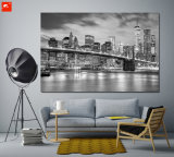 Noir et Blanc New York Urban Canvas Prints