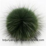 アライグマの毛皮が付いている高品質の冬の帽子の帽子の帽子