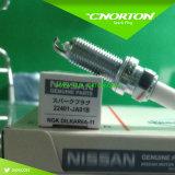 Bougie d'allumage de Ngk pour Nissans 22401-Ja01b Dilkar6a11