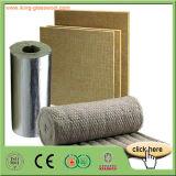 Couverture légère de laines de roche d'isolation thermique avec le FSK