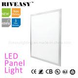 el panel de 48W LED con las luces del panel de UL&GS 100lm/W LED