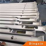 Q235 galvanizado postes metálicos para la iluminación, redondo de acero Polo Polo Precio de 10 metros al aire libre