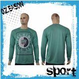 Longues chemises de chemise de sublimation bon marché en bloc en gros (T008)
