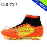 Tige en Mesh Flyknit Hommes Chaussures de football rugby et de plein air