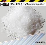 Virgin 또는 재생된 Va18% Va21% EVA 공중 합체 원료