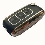 폭스바겐 차 3 단추 보편적인 차 키 Qn-RS375X와 호환이 되는