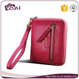 4 бумажника неподдельных кожи RFID цвета для женщин