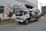 訓練の十分に油圧ホックの上昇のローディングのトラッククレーン販売