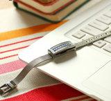 Crystal banda reloj de joyería unidad flash USB Stick capacidad verdadera