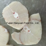 껍질을 벗기는 동결된 해산물 청새리 상어 스테이크